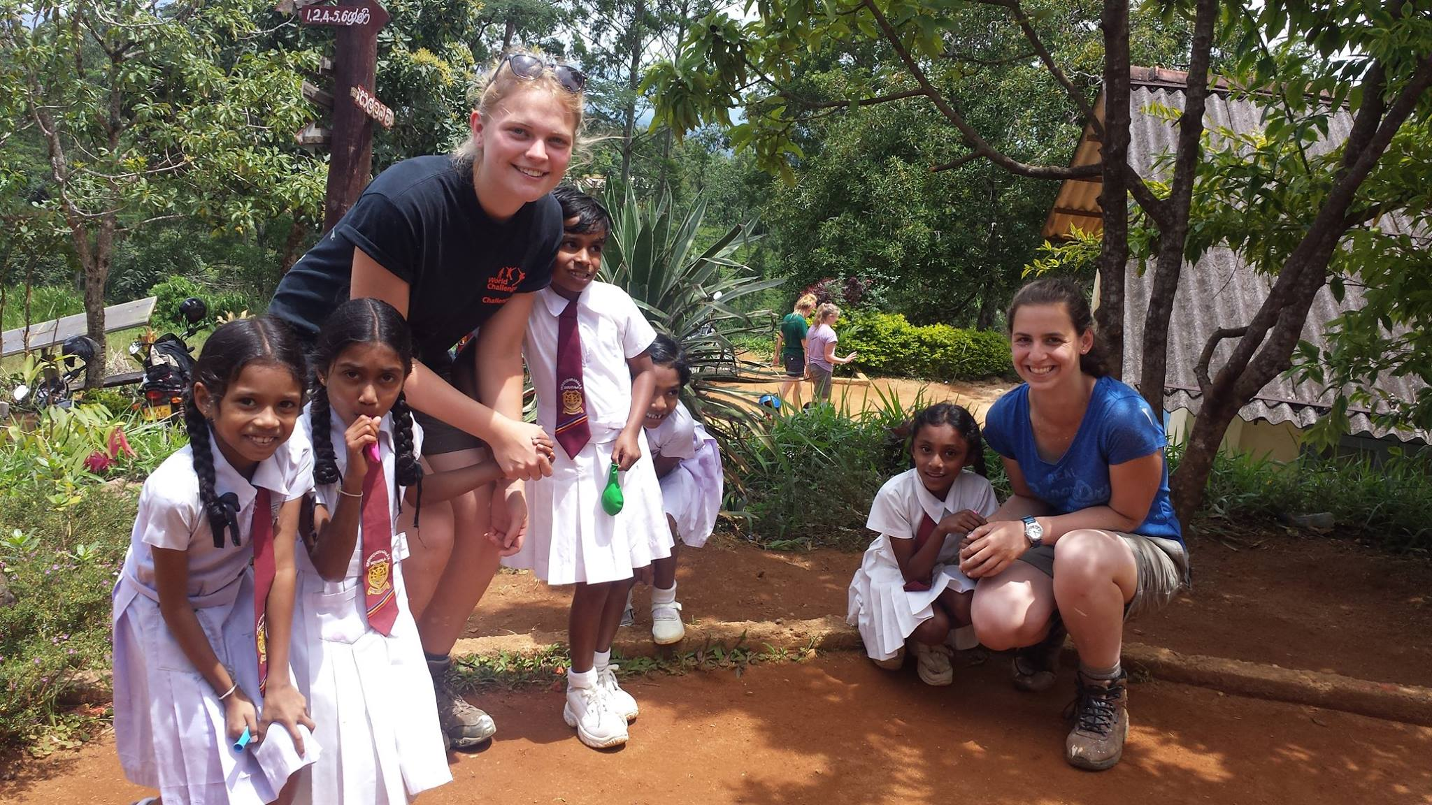 assisting in foreign education on gap year, receive funding and grants